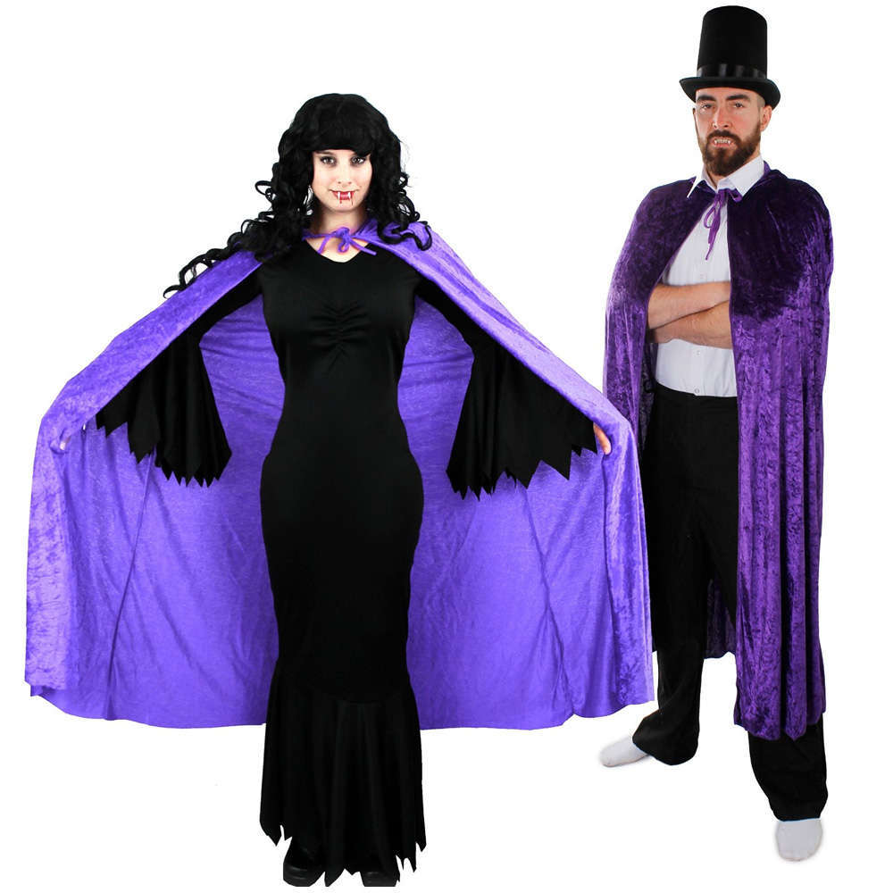Couples Costume - V&ire - Purple  sc 1 st  I Love Fancy Dress : famous 80s couples costumes  - Germanpascual.Com