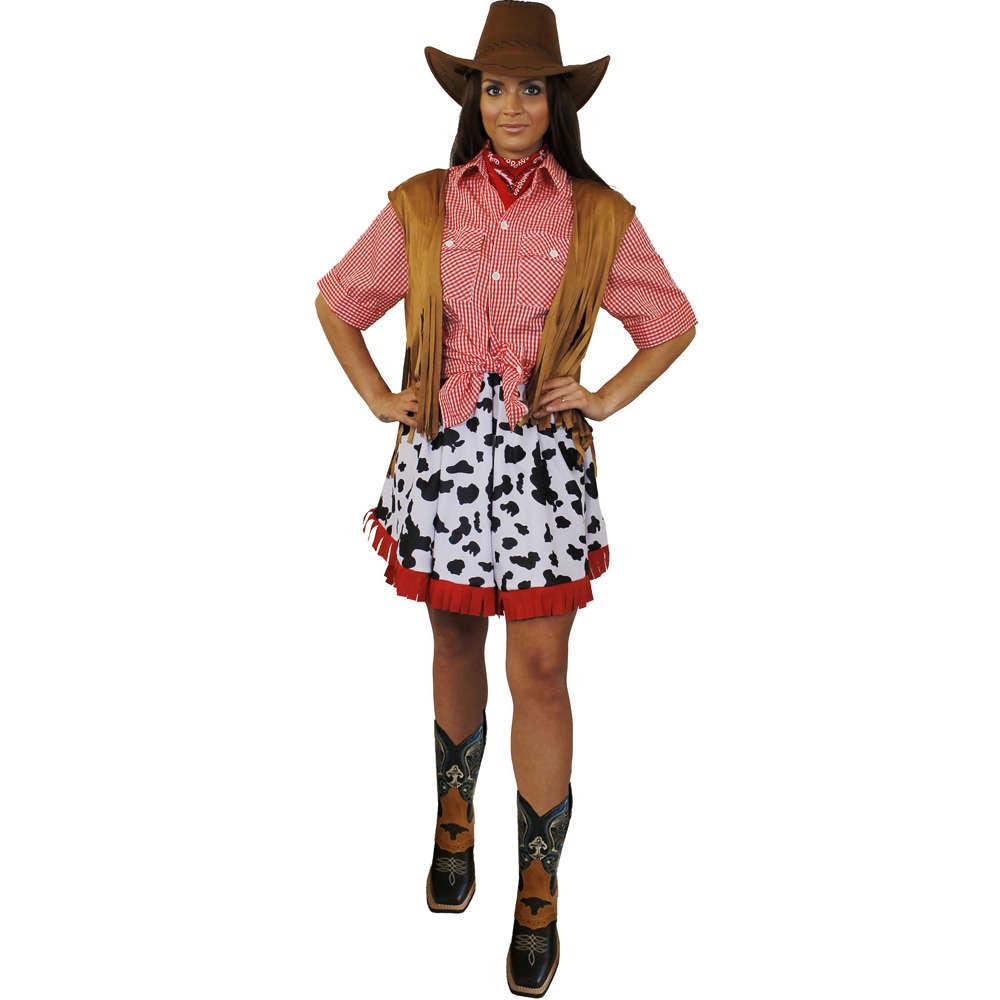 Cow girl attire