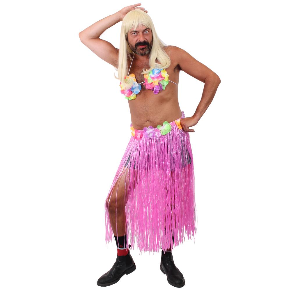 8b6ad3b4cc6 Mens Hula Girl Stag Do Costume