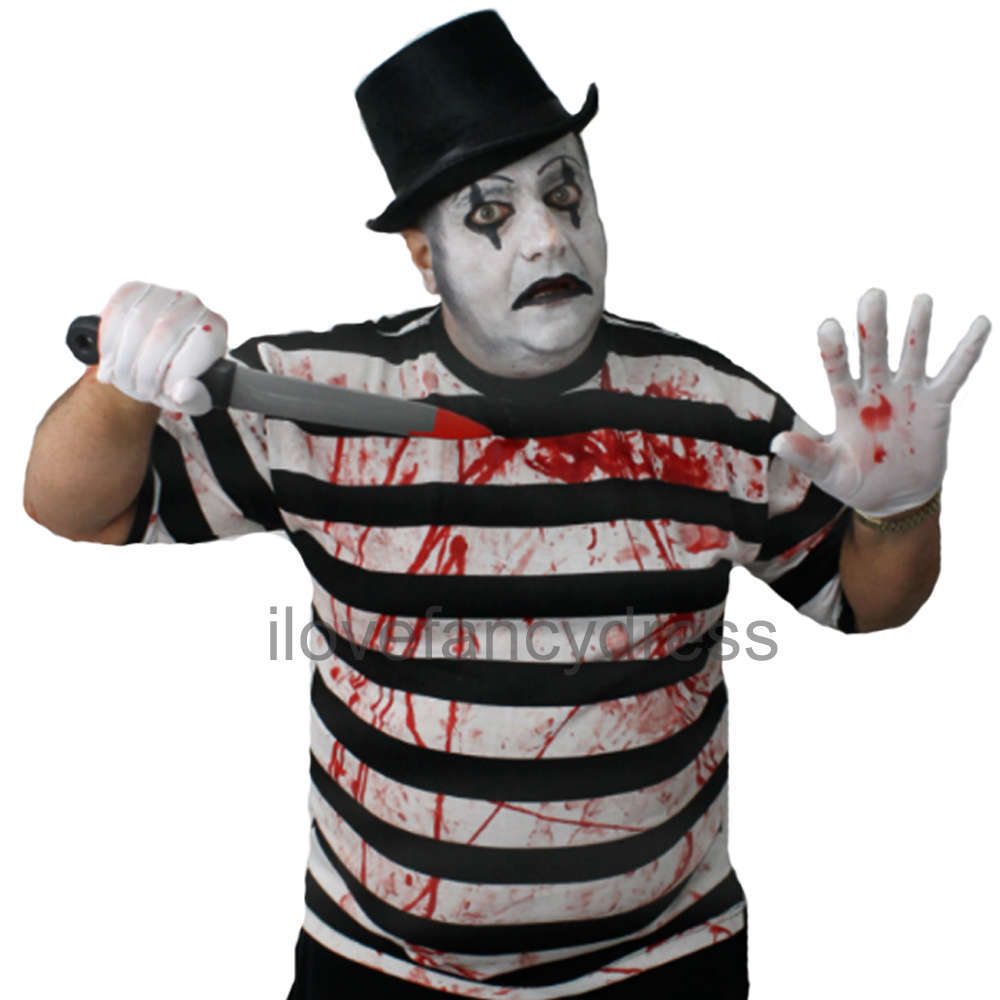 French Cockerel Hat France Rugby Fancy Dress Sports: Killer Mime With Top Hat