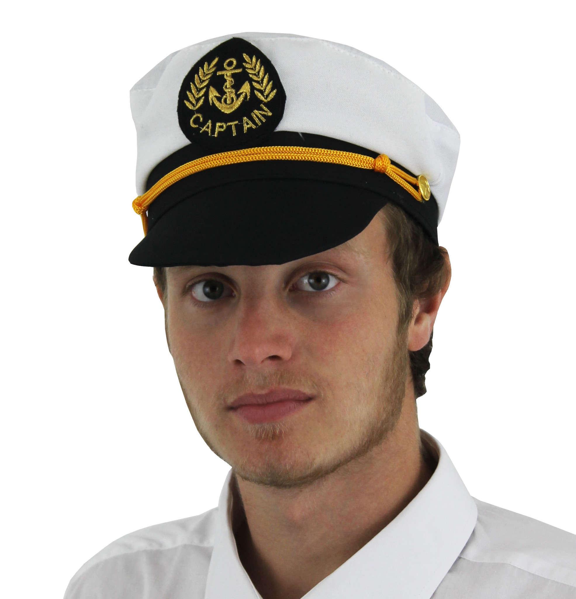 bbfce15df09 Adults Captain Hat - I Love Fancy Dress
